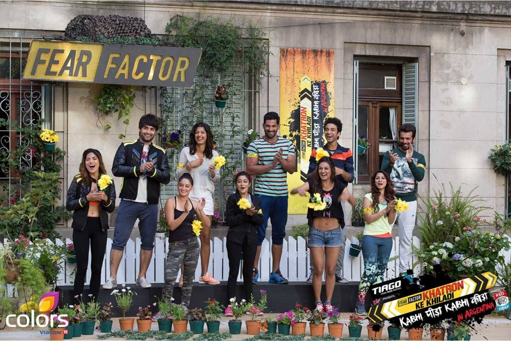 Today have tough tasks and an Elimination! Khatron Ke Khiladi 7 Arjun Kapoor 5th March 2016 Exciting Stunts