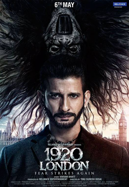 Check out 1920 London First Look poster out Starring Sharman Joshi Pics