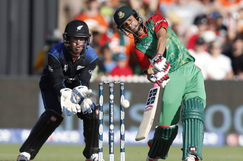 ICC T20 World Cup 2016 Bangladesh vs New Zealand 28th Match Live Score Streaming Result Prediction