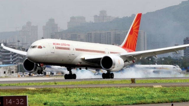 Air India Nagpur-Mumbai plane suffers tyre burst, some passengers injured