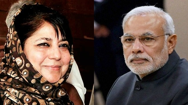 Jammu & Kashmir Deadlock: PDP chief Mehbooba Mufti describes meeting with PM Modi as good and very positive