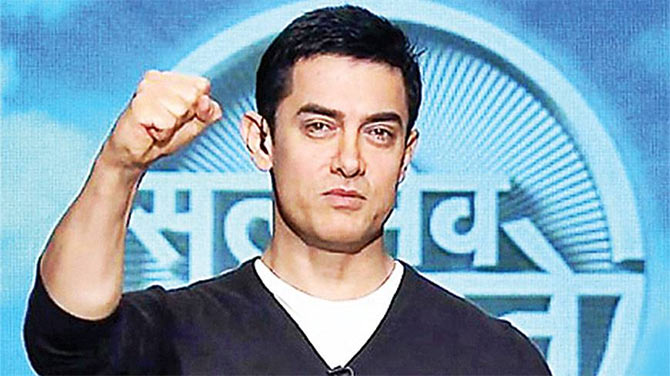 Aamir Host Tv Shows like None Other