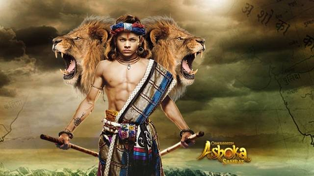 Ashoka shows arrows to someone! Chakravartin Ashoka Samrat 18th March 2016 Episode Written Updates