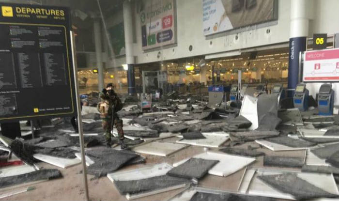 Brussels Airport Blast: 13 killed, 35 injured in a suicide attack blasts at Zaventem Airport and explosion at metro station
