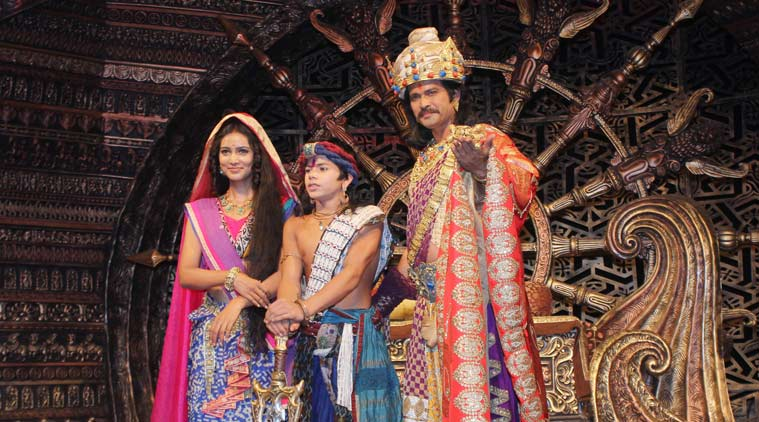 Chakravartin Ashoka Samrat 4th March Friday Episode online