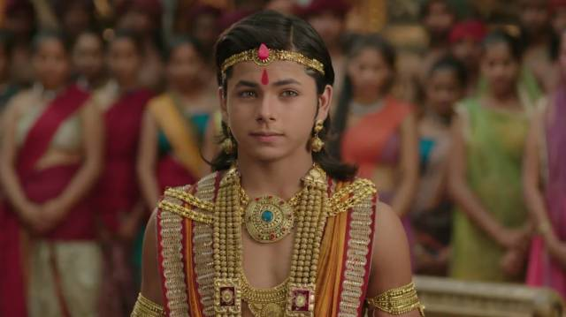 Chakravartin Ashoka Samrat 7th March 2016