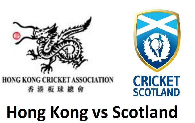 Hong Kong vs Scotland ICC T20 Worldcup 10th Match Live Score Streaming Prediction Result