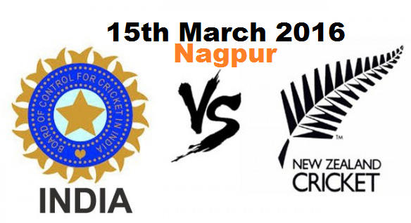 India Vs New Zealand t20 world cup 2016