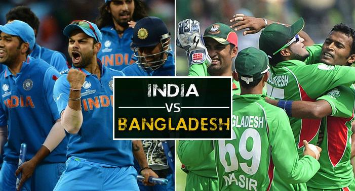 T20 World Cup 2016 India vs Bangladesh 25th Match Live Score Streaming Result Prediction