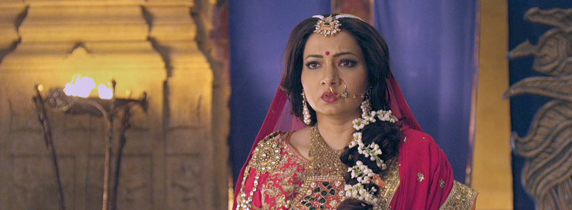 Kaikeyi gets shocked to know Dasharath's decision! Siya Ke Ram 9th March 2016 Episode Written Updates