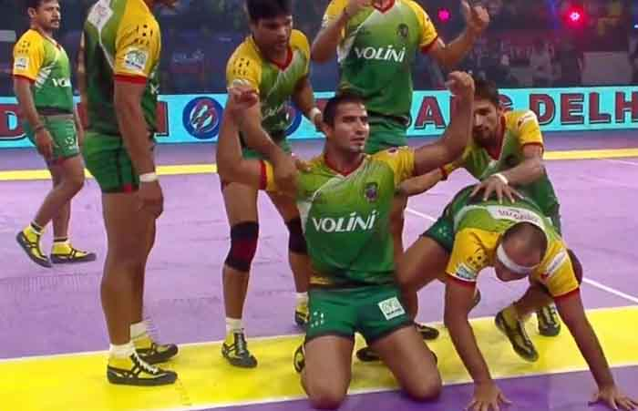 Puneri Paltan vs Patna Pirates semi final 1 2016