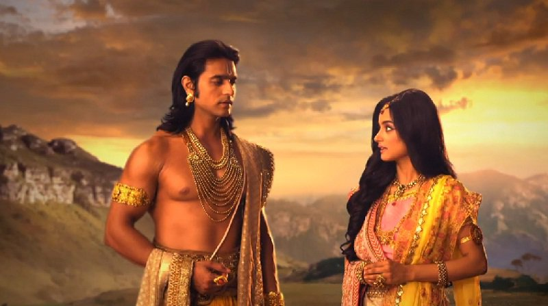 Praja is upset for Ram's Vanvaas! Siya Ke Ram 26th March 2016 Episode Written Updates