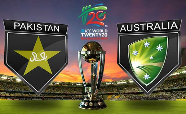 T20 World Cup 2016 Australia vs Pakistan 26th Match Live Score Streaming Result Prediction