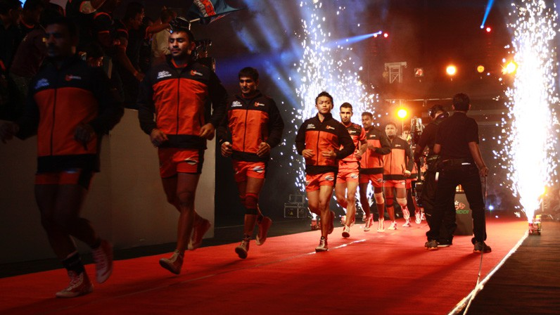 U Mumba vs Bengal Warriors Semi Final 2 2016