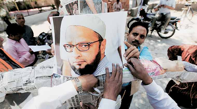 Maharashtra Assembly Row: BJP takes tough line, says 'expel Asaduddin Owaisi from society also'