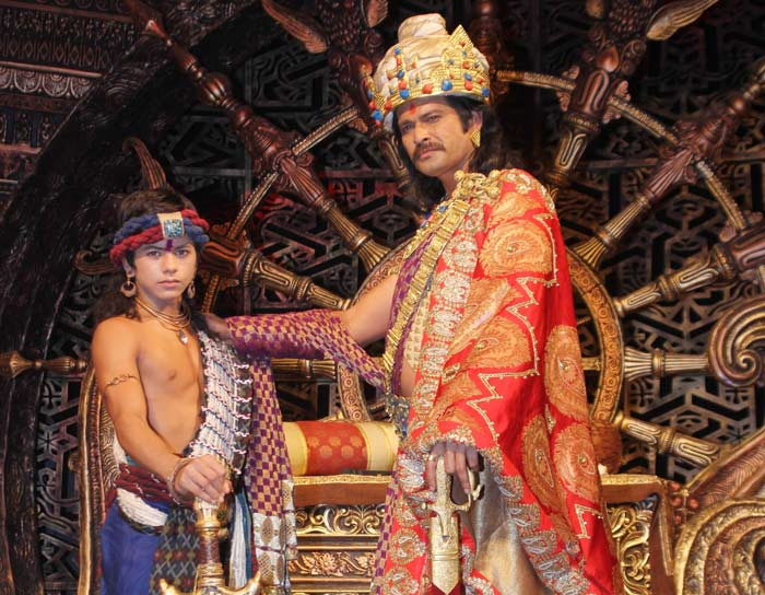 Bindusar announces Ashoka as his successor! Chakravartin Ashoka Samrat 3rd March 2016 Written Updates