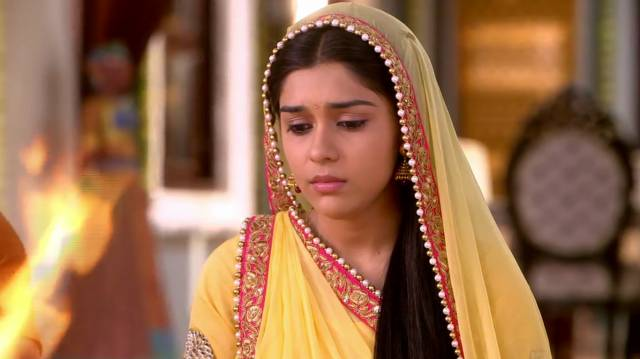 Kanak Insults Dhaani! Ishq Ka Rang Safed 2nd March 2016 Written Updates