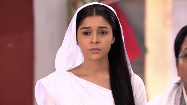 Dhaani refuses to go to Mathura! Ishq Ka Rang Safed 12th March 2016 Episode Written Updates