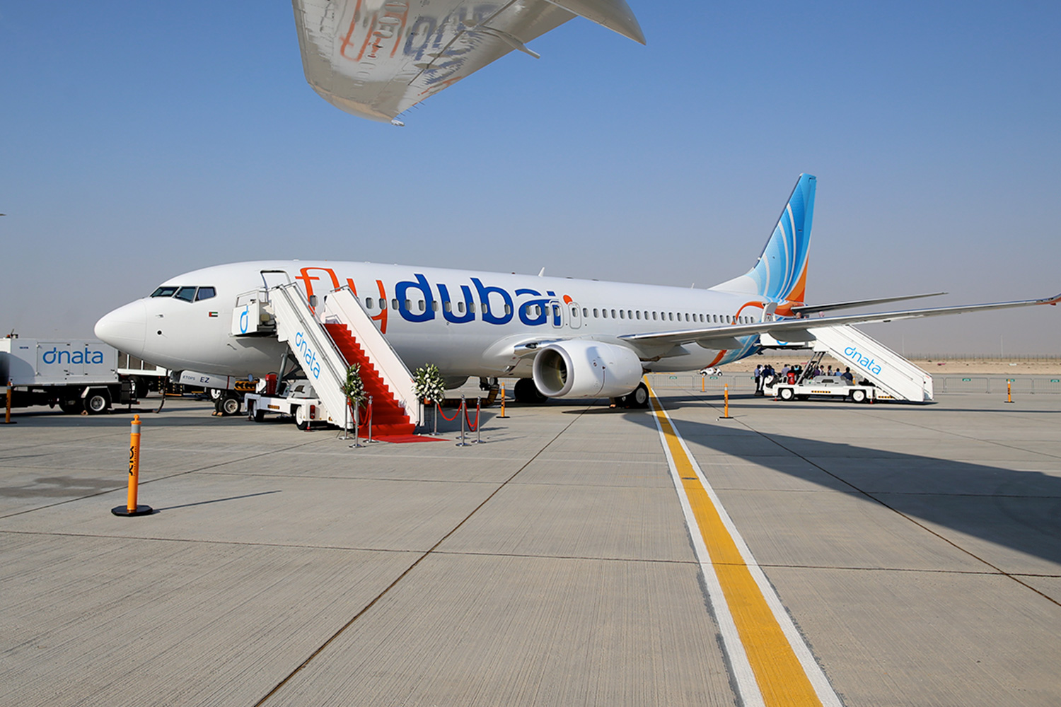 Boeing 737 from Dubai crashes in southern Russia, 61 People Killed
