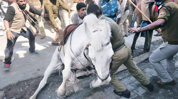 BJP MLA Ganesh Joshi arrested for breaking Shaktiman's leg