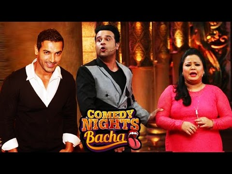 Comedy Nights Bachao 26th March 2016! Rocky Handsome Star Cast Arrive