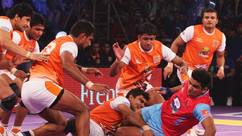 Watch Puneri Paltan vs Bengal Warriors Match 55 Live Score Highlights Results from Pro Kabaddi League 2016