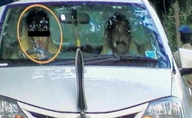 Minor IG son drive official car in Kerala: Juvenile court orders registration of case and probe