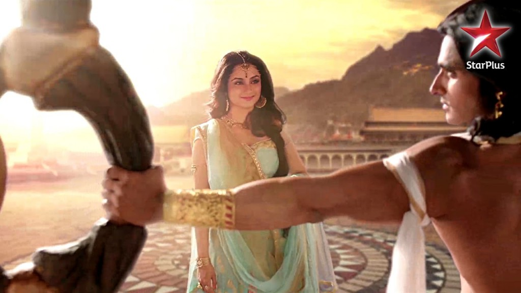 Keikeyi Jealous To See Ram's Coronation! Siya Ke Ram 13th March 2016 Episode Written Updates