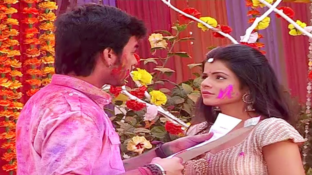 Holi Special Episode! Thapki Pyaar Ki 25th March 2016 Episode Written Updates