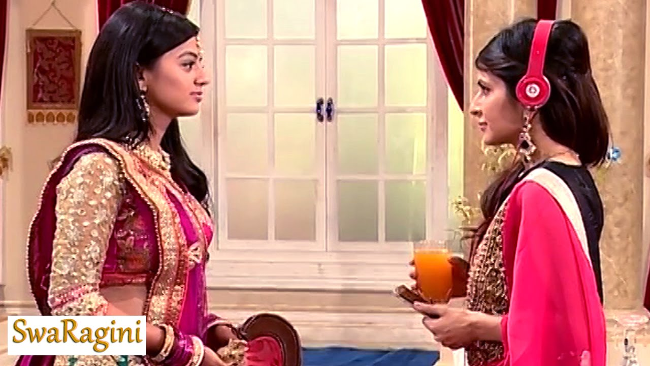 Swara and Kavya fall down! Swaragini 9th March 2016 Episode Written Updates