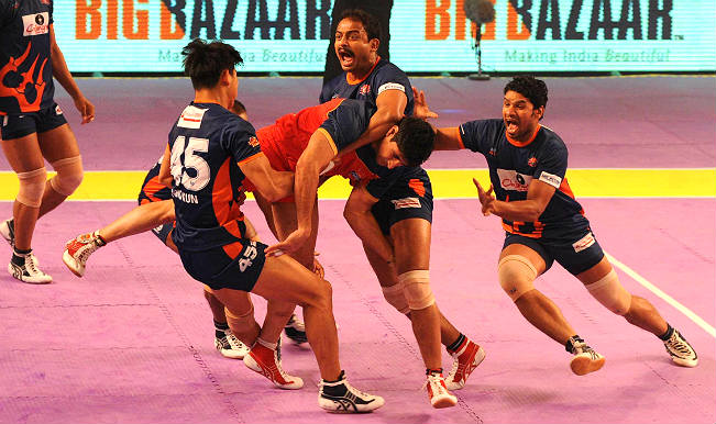 Watch Puneri Paltan vs Bengal Warriors 3/4 Place Match Live Score Highlights Results from Pro Kabaddi League 2016