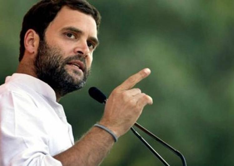 Rahul Gandhi: Assam will be run from Nagpur if BJP comes to power