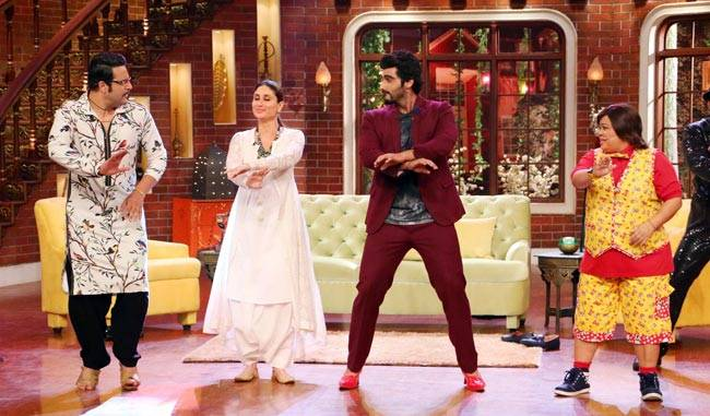 Arjun kapoor And Kareena promote Ki And Ka! {CNL} Comedy Nights Live 27th March 2016 Episode
