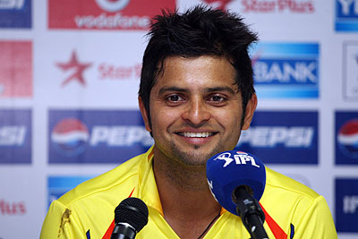 After Captain Cool MS Dhoni, Suresh Raina gives Effusive reply to journalist!