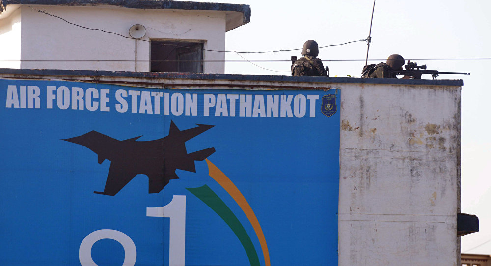 It is revealed How four Pakistani terrorists of Pathankot Airbase attack, were identified