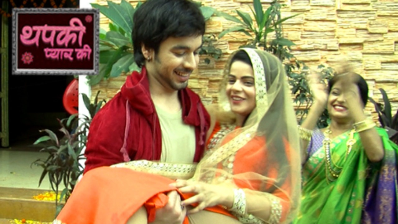 Bihaan lifts Thapki! Thapki Pyar Ki 24th April 2016 Episode Written Update