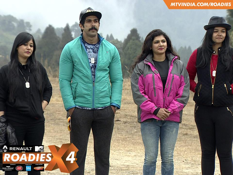 Today's Tough Stunts! MTV Roadies X4 17th April 2016 Written Updates Episode 9