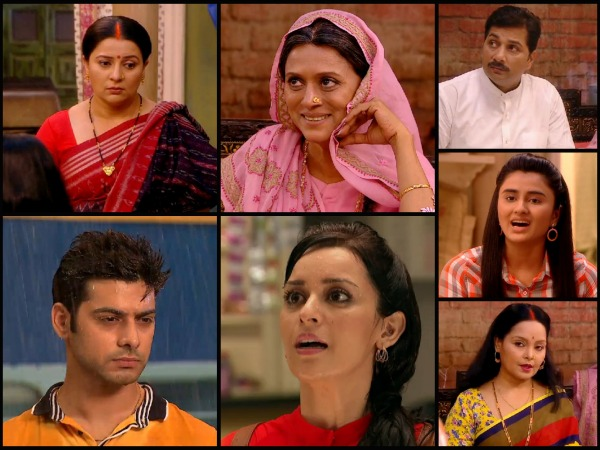 Shanti gets shocked! Mere Angne Mein 27th April 2016 Episode Written Updates