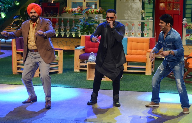 The Kapil Sharma Show 30th April 2016 Episode! Honey Singh Had Fun There