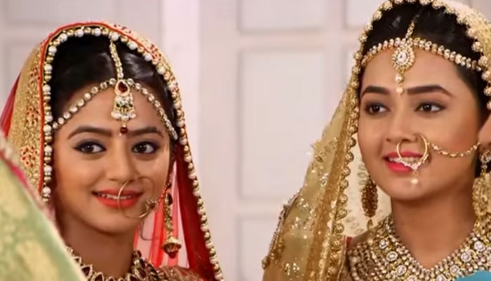 Adarsh takes keys from Parineeta! Swaragini 25th April 2016 Episode Written Update