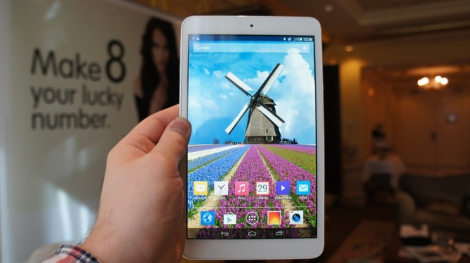 Alcatel Announce Alcatel Pop 7 LTE Tablet