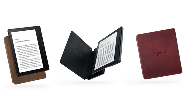 Amazon launches Oasis Kindle thinnest kindle ever