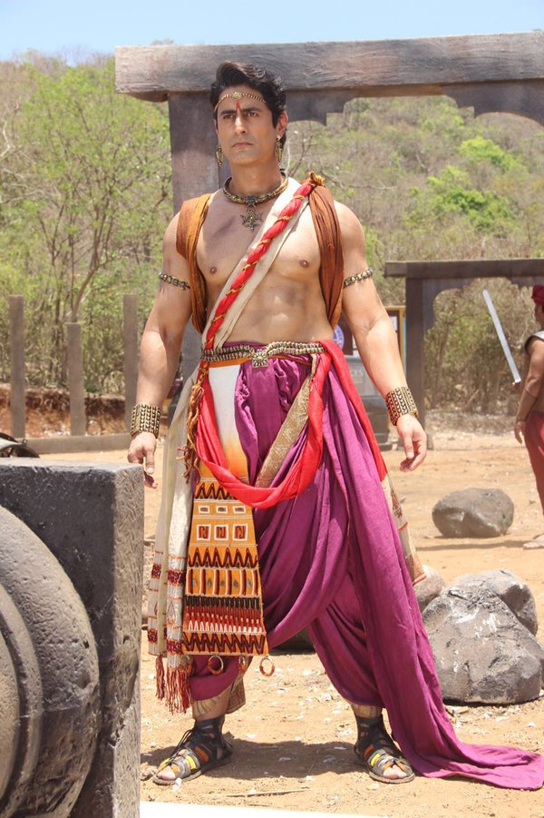 Ashoka Samrat Mohit Raina First Look photos