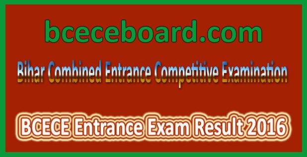 Check Result of BCECE Stage 1 @ www.bceceboard.com Bihar CET Results Declared