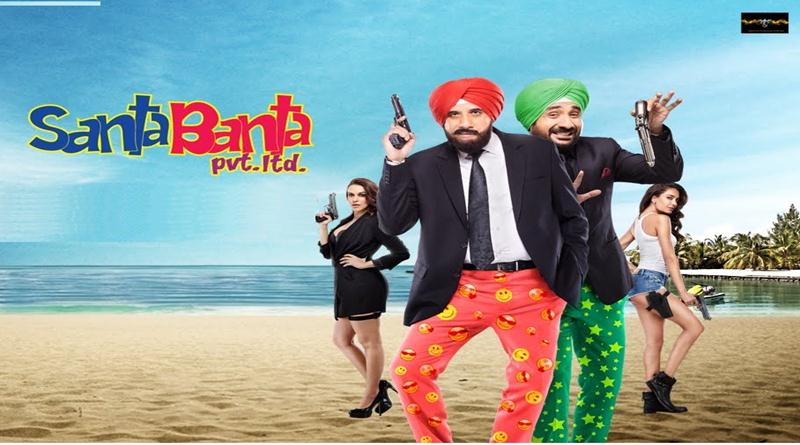 Santa Banta Pvt. Ltd. Movie Review & Rating