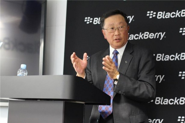 Blackberry Going To Launch Two Mid-Range Android smartphones, says CEO