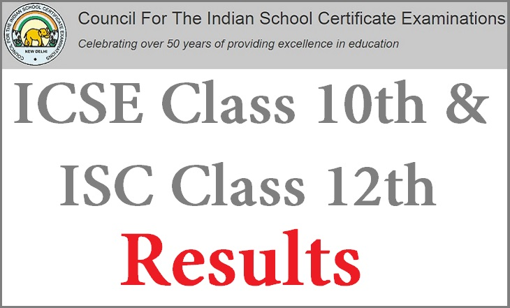 CISCE Board Result : ICSE and ISC Results to declare on 6th May 2016 @ www.cisce.org