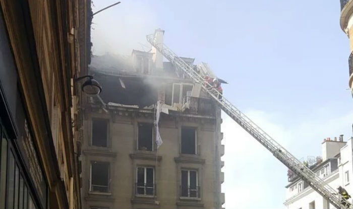 Major Explosion in Paris: Blast heard in central Paris, Evacuation Operation Going On