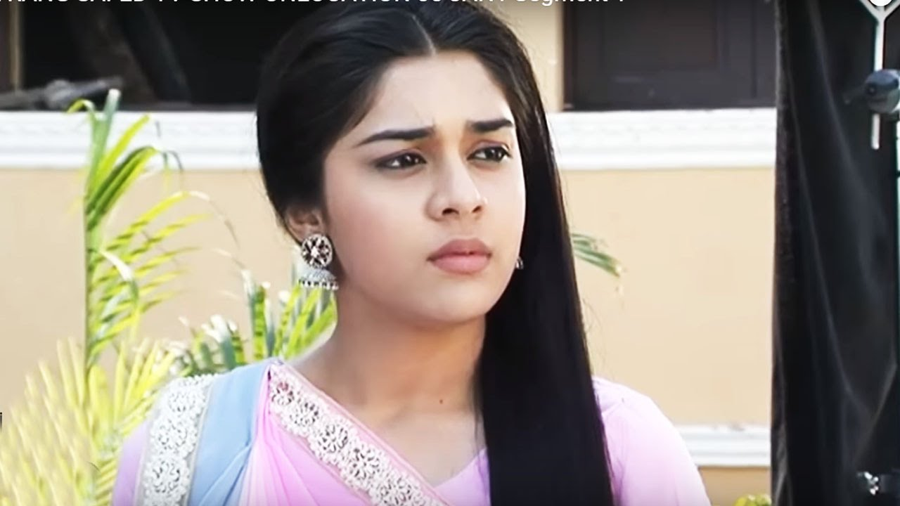 Dhaani Looks on Shocked Ishq Ka Rang Safed
