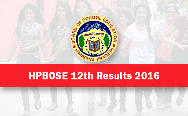 HP-Bose-12th-Result-2016